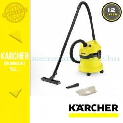 Karcher WD 2 Nedves-száraz porszívó