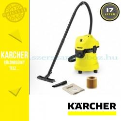 Karcher WD 3 Nedves-száraz porszívó