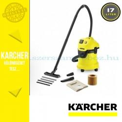 Karcher WD 3 P Nedves-száraz porszívó