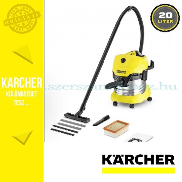 Karcher WD 4 P Premium Nedves-száraz porszívó