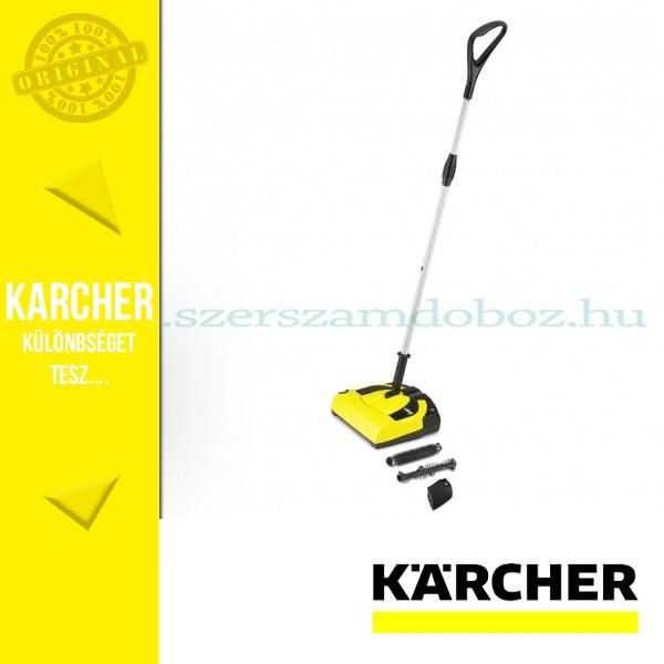 Karcher Seprőgépek-polírozók
