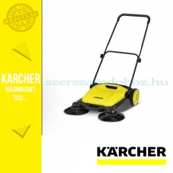 Karcher S 650 Kézi seprőgép