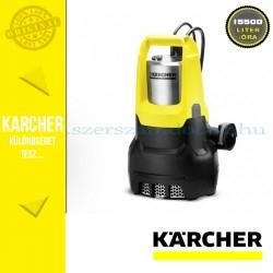 Karcher SP 7 Dirt Inox Merülő szivattyú