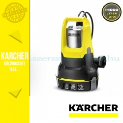 Karcher SP 6 Flat Inox Merülő szivattyú
