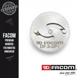 FACOM Adapter pneumatikus féknyereg visszanyomóhoz, 2 csapos, 15-34mm
