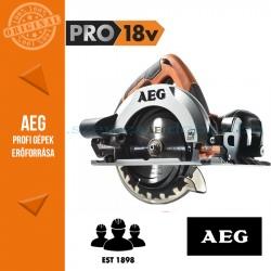 AEG BKS 18-0 Akkus körfűrész