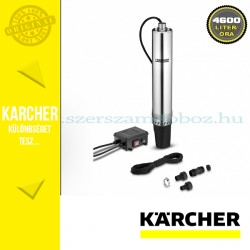 Karcher BP 4 Deep Well Nagynyomású merülő szivattyú