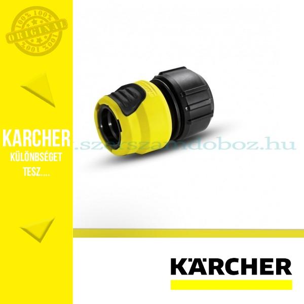 Karcher Plus Univerzális tömlőcsatlakozó, vízstoppos