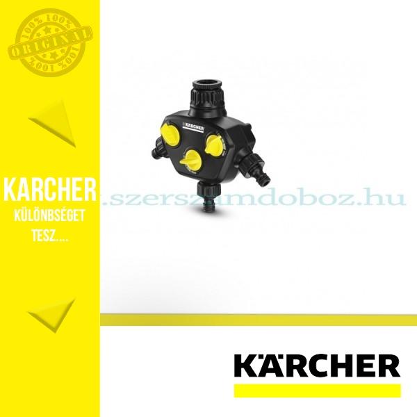 Karcher 3-utas elosztó