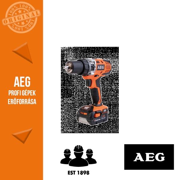 AEG BSB 14C LI-302C Akkus fúró-ütvefúró-csavarbehajtó
