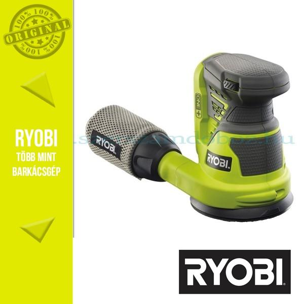 Ryobi R18ROS-0 Akkus rezgőcsiszoló