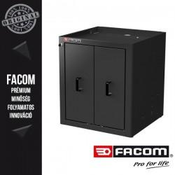 FACOM JETLINE+ 2 függőleges fiókos szerszámos szekrény, alsó egység, fekete