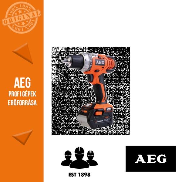 AEG BS 14C LI-152C Akkus fúró-csavarbehajtó
