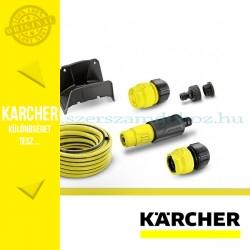 """Karcher Tömlőkészlet 1/2"""" - 15 m, tömlőtartóval"""