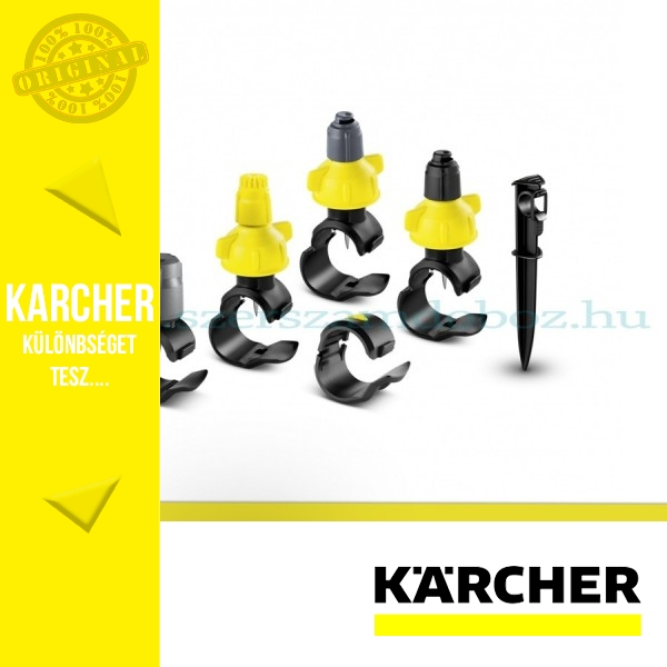 Karcher Permetező szett