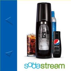 SodaStream Spirit szódagép x Pepsi MEGAPACK