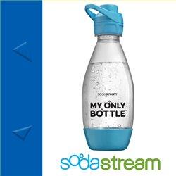 SODASTREAM My Only Bottle Türkiz Palack