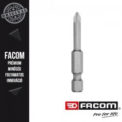 FACOM Standard csavarozó bit, pozidrív, PZ2 x 70mm