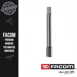 FACOM Standard hosszú hatlapfejű csavarozó bit süllyesztett fejű csavarokhoz, 4 x 70mm