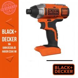 BLACK & DECKER BDCIM18N-XJ 18V Li-Ion Ütvecsavarozó akku és töltő nélkül