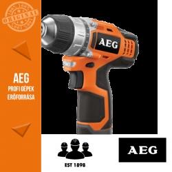 AEG BS 12C Li* Akkus fúró-csavarbehajtó