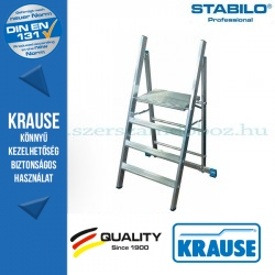 Krause Stabilo Professional Profi fellépő 4 fokos