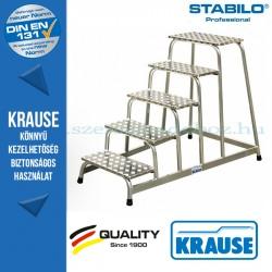 Krause Stabilo Professional szerelődobogó 5 fokos