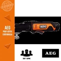 AEG BWS 12C Akkus multifinkciósgép