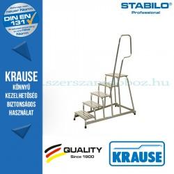 Krause Stabilo Professional gurítható szerelődobogó 5 fokos