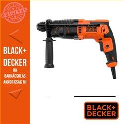 BLACK & DECKER 650W 1,4J SDS+  fúrókalapács