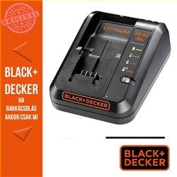 BLACK & DECKER BDC1A-QW 18V Li- Ion 1A töltő
