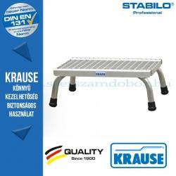 Krause Stabilo Professional szerelődobogó rácsos fokokkal 1 fokos
