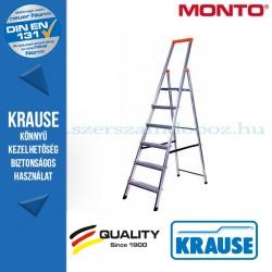 Krause Monto Solidy lépcsőfokos állólétra 6 fokos