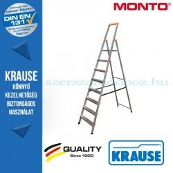 Krause Monto Solidy lépcsőfokos állólétra 8 fokos