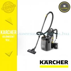 Karcher BV 5/1 Bp Pack Akkumulátoros szárazporszívó