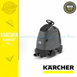 Karcher CV 60/2 RS Bp Pack Szőnyegkefés porszívó
