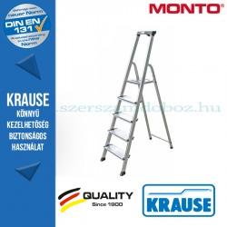 Krause Monto Sepuro lépcsőfokos állólétra 5 fokos