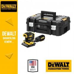 DEWALT DCW200NT-XJ Kefe nélküli Rezgőcsiszoló, kofferben (Akku és töltő nélkül)