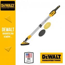 DEWALT DCE800T2-QW 18V Kefe nélküli Hosszúnyakú Falcsiszoló (2 x 6.0 Ah akkuval és töltővel)