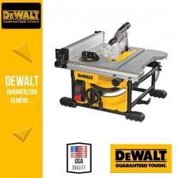 DeWalt DWE7485-QS Asztali körfűrész 1850W - 210mm