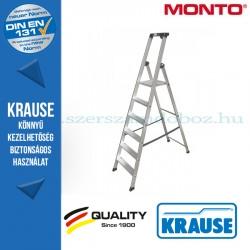 Krause Monto Solido lépcsőfokos állólétra 6 fokos