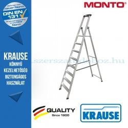 Krause Monto Solido lépcsőfokos állólétra 8 fokos