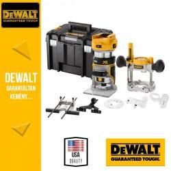 DeWalt DCW604NT-XJ 18V Akkus felsőmaró akku és töltő nélkül