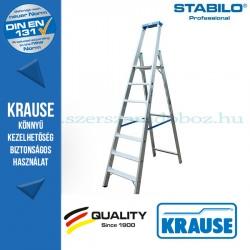 Krause Stabilo Professional lépcsőfokos állólétra 7 fokos