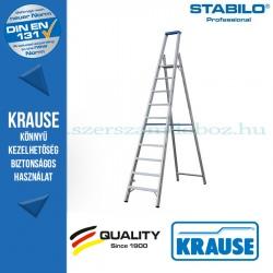 Krause Stabilo Professional lépcsőfokos állólétra 10 fokos