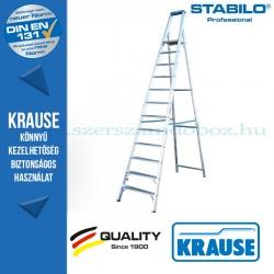 Krause Stabilo Professional lépcsőfokos állólétra 12 fokos