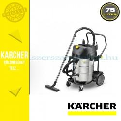 Karcher NT 75/2 Tact² Me Tc Nedves-száraz porszívó