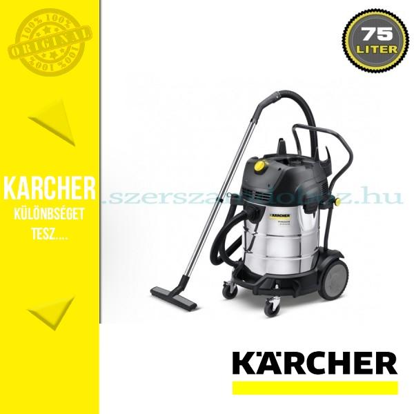 Karcher NT 75/2 Tact² Me Nedves-száraz porszívó