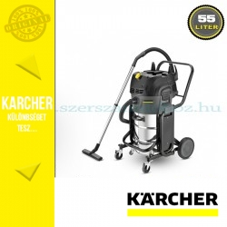 Karcher NT 55/2 Tact² Me I Nedves-száraz porszívó