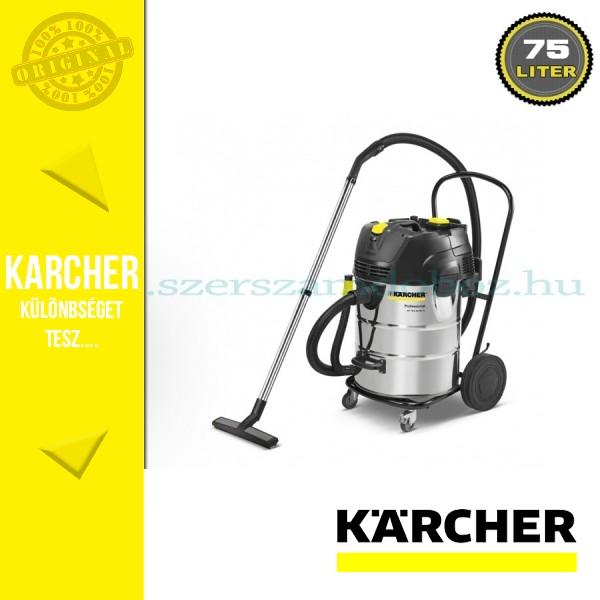 Karcher NT 75/2 Ap Me Tc Nedves-száraz porszívó